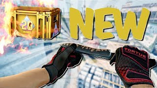 NEW CS:GO CLASSIC KNIFE - CS20 Update