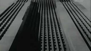 [Great Film Scenes] The Crowd (1928) - Introduction to New York
