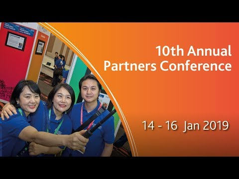James Cook University, Singapore's 10th Annual Partners Conference