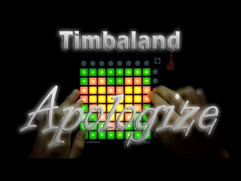Timbaland - Apologize | Cover no Launchpad Mini (Por Death Awaits) + Arquivo para Download