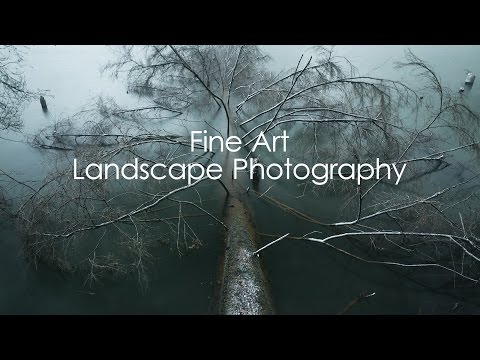 Landscape Photography - The Fine Line of Fine Art