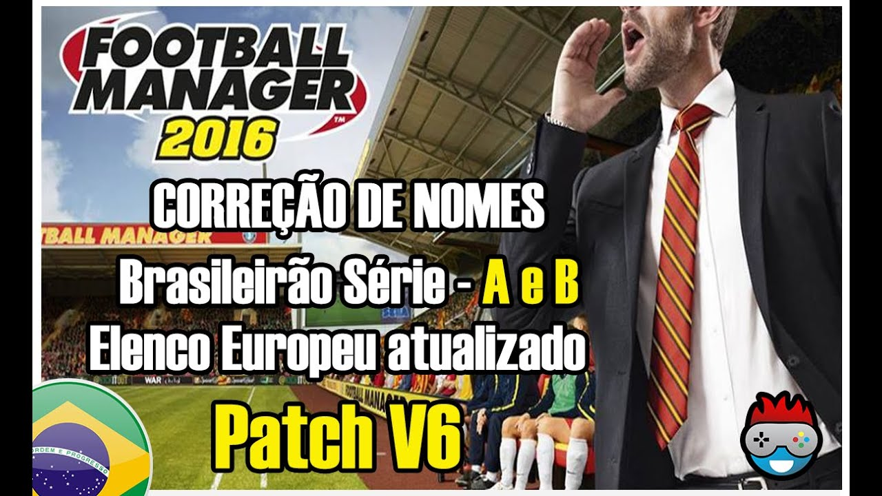 Football manager 2016 patch 10.4 download free