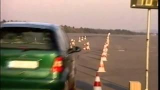 Mercedes-Benz A-Class / TUV Elk Test Video (1997)