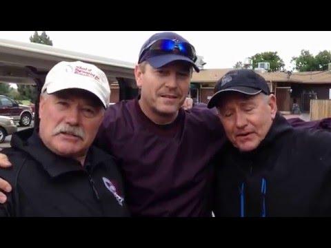 Episode 6--Celebrity Guests Tig and Paul Gradishar