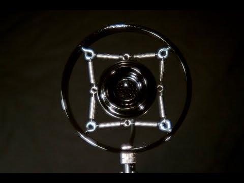 1947 Western Electric 635A carbon mic demo by CVRSE -SOLD