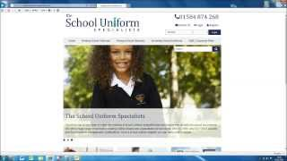 How to order uniform online