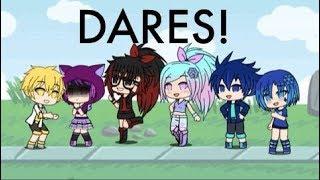 Dares [Dares are closed] | Gachaverse