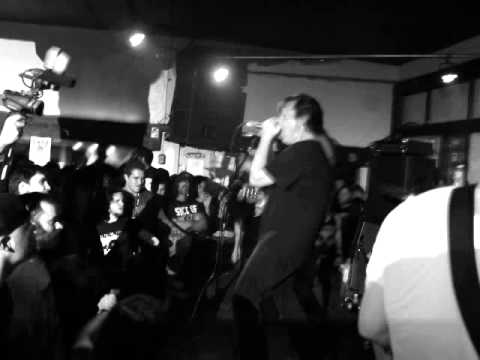 Negative Approach - live at Churchills (Sick of it All)