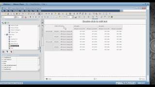 cognos 10 2 tutorial set 3of50 report studio crosstab