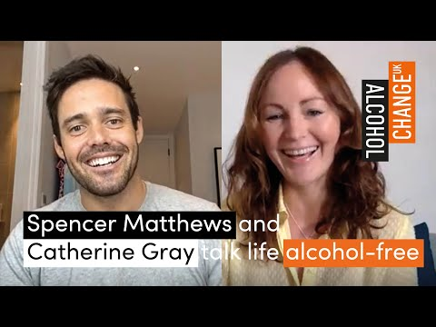 Spencer Matthews and Catherine Gray talk life alcohol-free