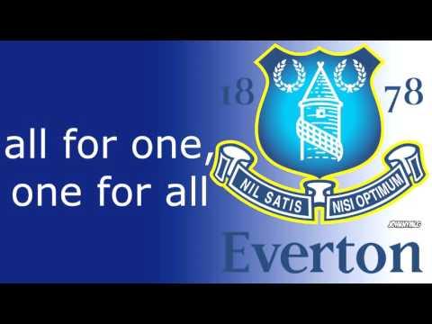 Anthem   Everton FC