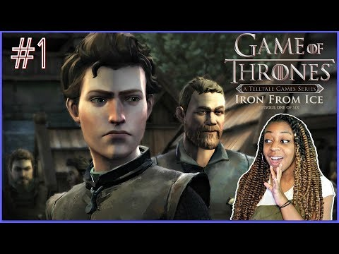 IT'S HARD TO BE A LORD!! | Telltale: Game Of Thrones