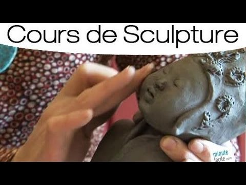 Comment Faire Une Sculpture  Poterie  Youtube