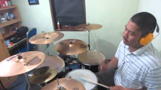 Noah - Hero (Drum Cover by Fakhri)