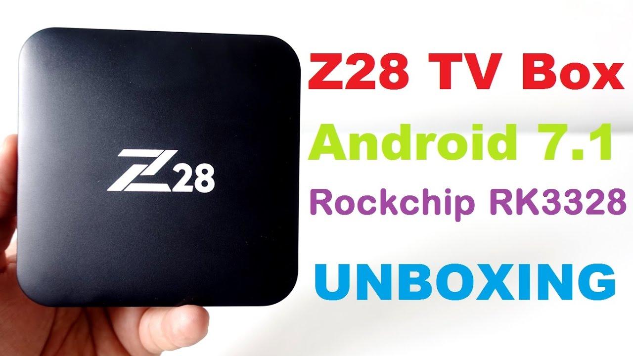 Z28 TV Box