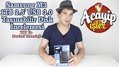 Samsung M3 2 5 500gb Portable External Hard Disk Drive Unboxing Youtube