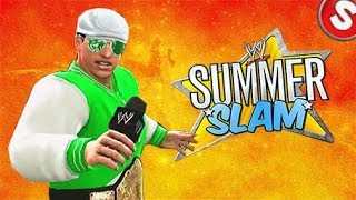 SWE Summerslam 2014 Highlights