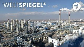 China steht an der Spitze beim CO2-Ausstoß | Weltspiegel