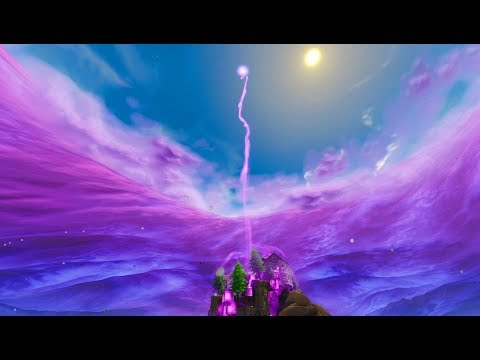 Cube PORTAL is OPENING RIGHT NOW! FLOATING LOOT LAKE CUBE! (Fortnite ITEM SHOP SKINS LIVE)