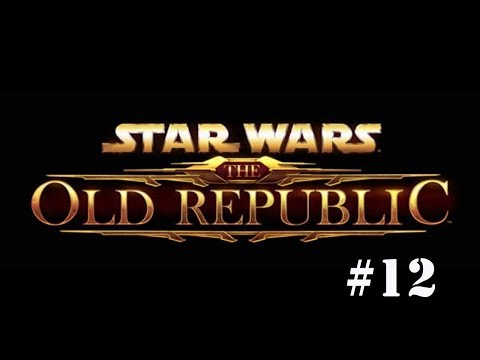Let's Play SWTOR - Episode 12 - Republic's Most Wanted
