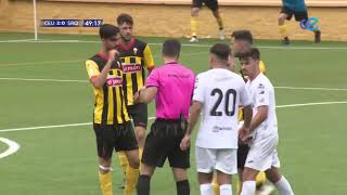 FUTBOL 3ª DIVISIÓN AD CEUTA FC - SAN ROQUE DE LEPE 2ª PARTE