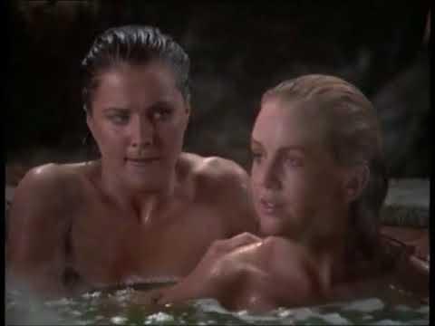The Xena Bath Scene