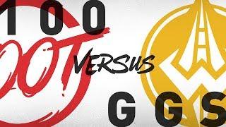 Video 100 vs. GGS - Week 7 Day 2 | NA LCS Summer Split | 100 Thieves vs. Golden Guardians(2018) download MP3, 3GP, MP4, WEBM, AVI, FLV Agustus 2018