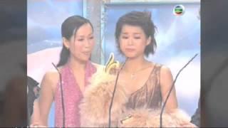 Giải thưởng tiến bộ TVB từ năm 2002 đến năm 2015