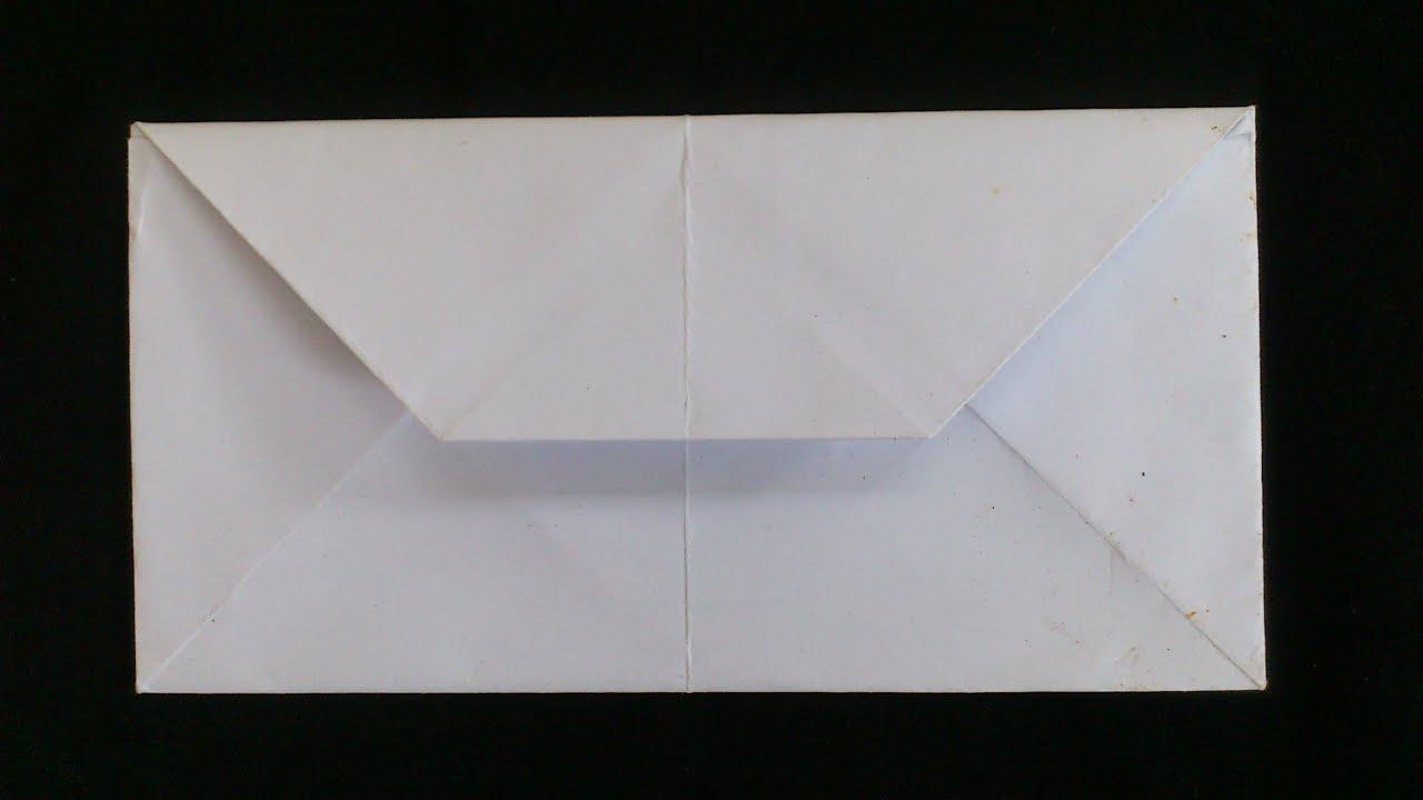 Cara Membuat Origami Amplop Kertas A8   Origami Alat