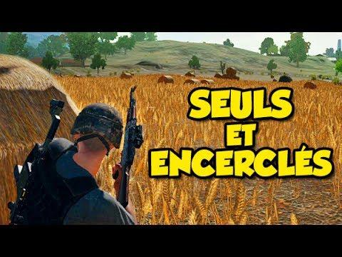 SEULS ET ENCERCLÉS (Playerunknown's Battleground) thumbnail