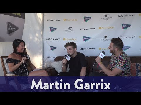 Live with Martin Garrix at ACL!