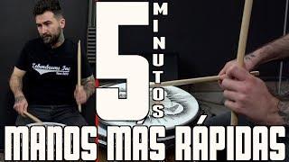 Gambar cover MANOS MÁS RÁPIDAS EN 5 MINUTOS