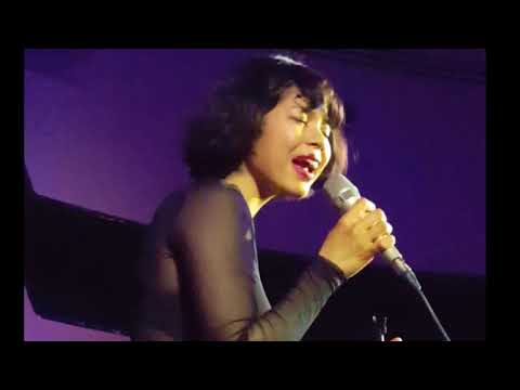 "2018 04 06 Eva Noblezada sings cover of ""Dancing"" by Elisa"