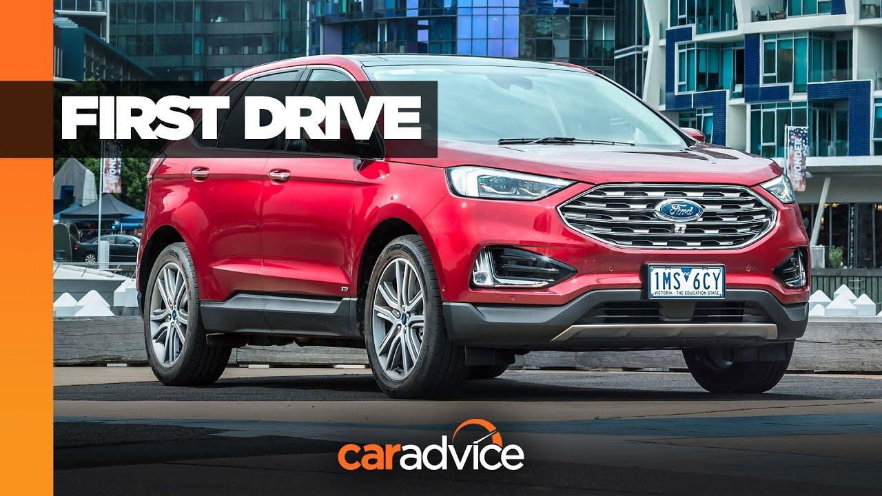 Review Ford Endura Edge Hits Australia