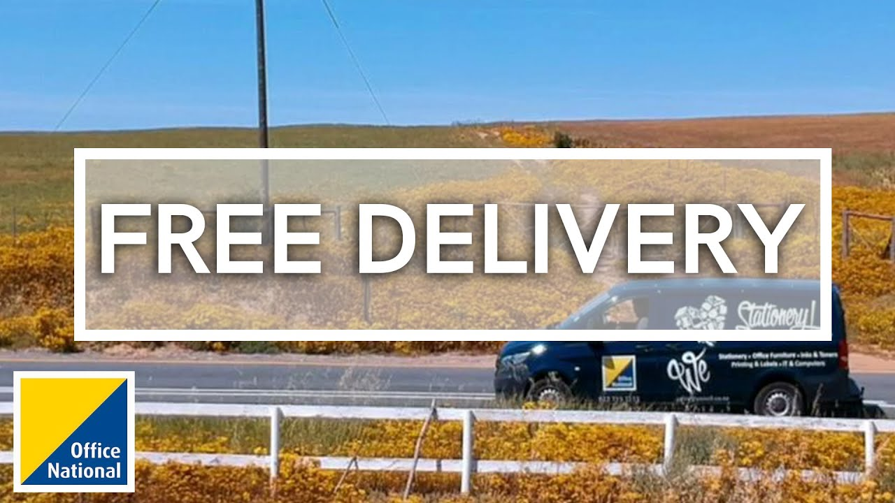 Free Delivery Office Supplies West Coast National