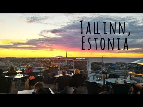 A quick 24 hour trip to Tallinn, Estonia, from Helsinki