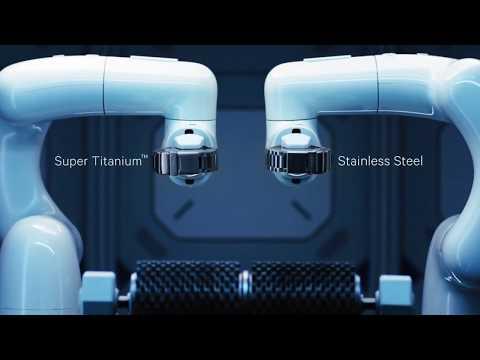 Korzyści Citizen Super Titanium™ | ZEGAREK.NET