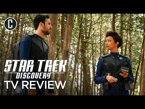 "Star Trek: Discovery Episode 8 ""Si Vis Pacem, Para Bellum"" Review"