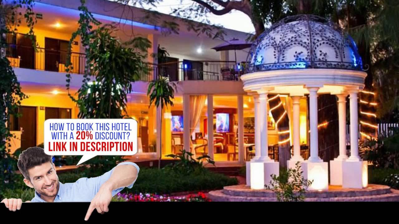 Arborea Hotel Guadalajara Mexico Video Revisión
