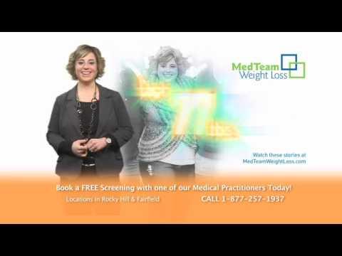 MedTeam Weight Loss NBC Connecticut TV Spot 1