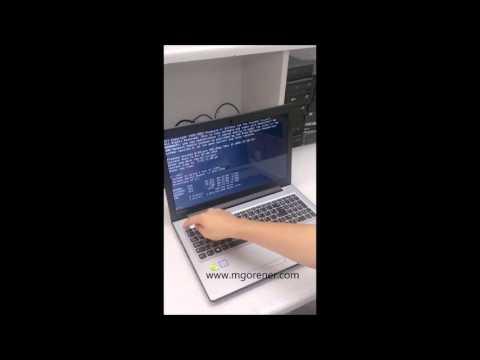 Freedos Bilgisayara Windows Kurulumu