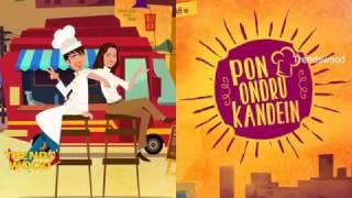 Pon Ondru Kanden Official First Look | Goutham Menon | Vishnu Vishal | Tamannaa thumbnail