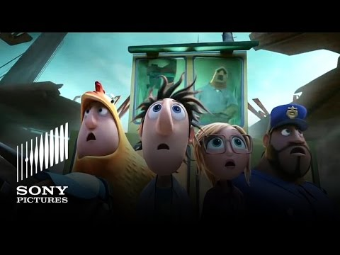 """Download Cloudy With A Chance Of Meatballs 2 - """"Discovery"""""""