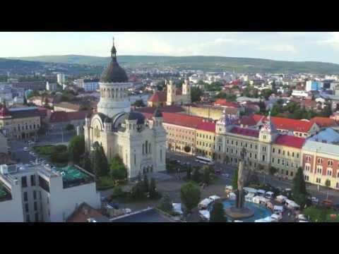 Filmul de prezentare a Clujului - clujbusiness.ro