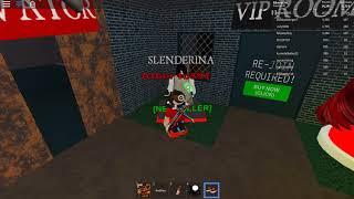 El nuevo slenderman - OMG!! - The scary elevator - Roblox - alberto 391
