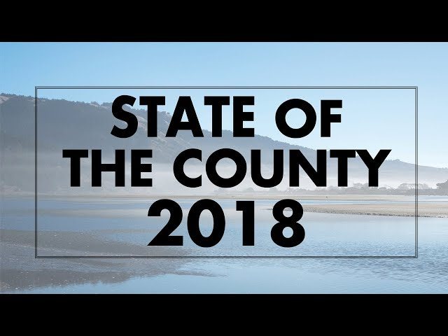 County of Marin | State of the County 2018