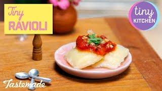 Tiny Ravioli I Tiny Kitchen