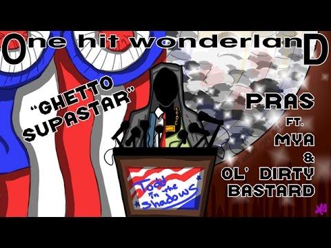 """ONE HIT WONDERLAND: """"Ghetto Supastar"""" by Pras"""