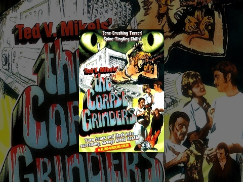 The Corpse Grinders  Full Horror Movie