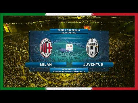 Serie A 2015-16, AC Milan - Juve (Full, IT)